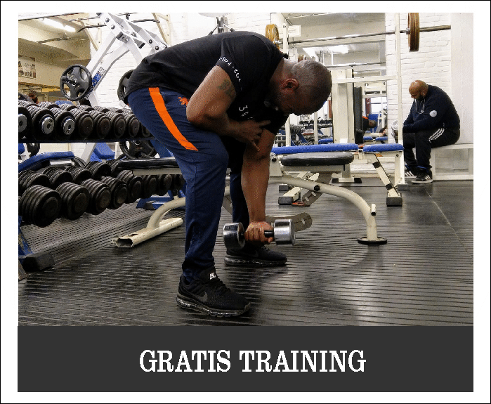 GRATIS PROEF TRAINING
